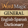 English-Spanish Reference Dictionary – Word Magic Software 7th Edition 2011 Icon
