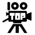 Top100Movies for iPad Icon
