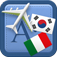 Traveller Dictionary and Phrasebook Korean – Italian Icon