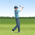 Golf ProViewer HD Icon