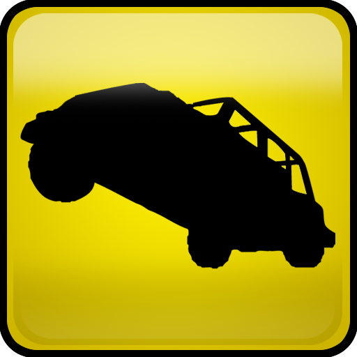 Off-Road Velociraptor Safari Icon