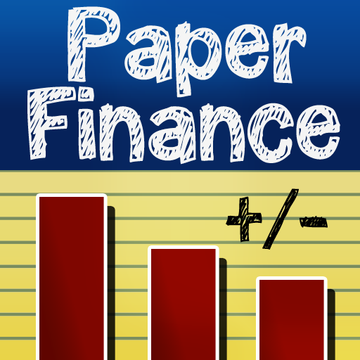 free Paper Finance Lite iphone app