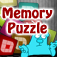 Memory Puzzle – Numbers, Colors & Custom Photo – 'Mind Sharpener'  Best Cool App Icon