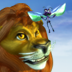 The Gnat and the Lion – HD Icon