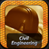 Civil Engineering Study Icon