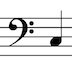Sheet Music Bass Game Pro Icon