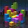 Fragmental 3D Icon