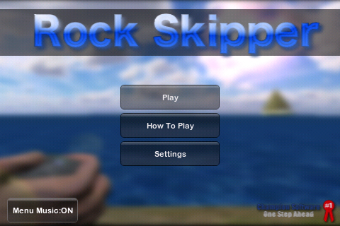 Rock Skipper 3D Screenshot
