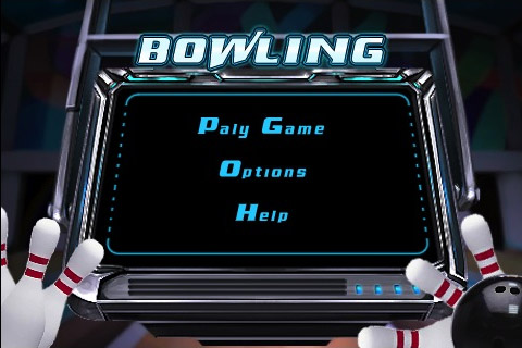 Bowling 3D Screenshot