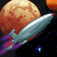 Rocket Travel Time Icon