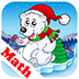 Adventure Math on Christmas HD by 22learn Icon