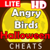 Cheats for Angry Birds Halloween HD Lite Icon