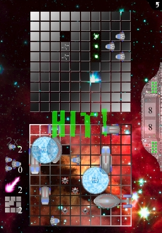 Battle in Space Screenshot