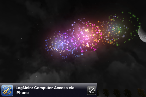 3D Fireworks 2 Lite Screenshot