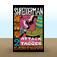 Shredderman: Attack of the Tagger by Wendelin Van Draanen Icon