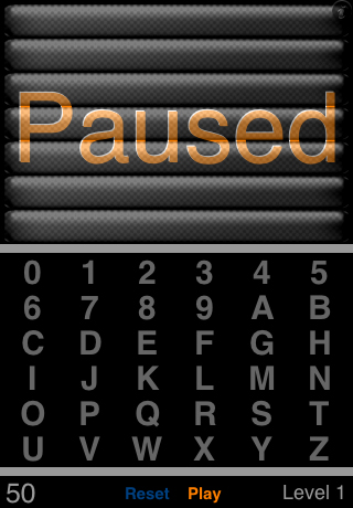 Morse Code Game Screenshot