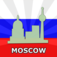Moscow Travel Guide Offline Icon