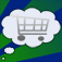 Simple Shopping List Icon