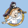 Penelope The Purple Pirate Icon