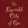 The Emerald City of Oz by L. Frank Baum; ebook Icon