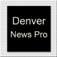 Denver News Pro Icon