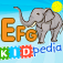 KIDpedia Interactive Alphabet (English, Spanish & French) Icon
