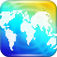 Nice World Travel Icon