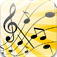 Piano Music Reading Icon