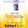 Even the Sun Will Die An Interview with Eckhart Tolle-AudioApp Icon
