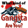 What Kind of Gangsta Are You? Icon