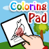 Kids Coloring Pad Icon