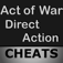 Act of War – Direct Action Cheats Icon