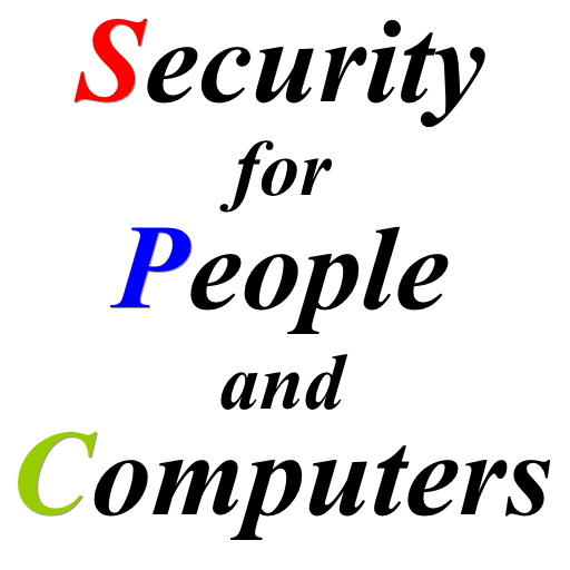 Security for People and Computers; ebook