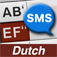 1Hand SMS Dutch Keyboard Icon