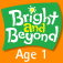 Bright and Beyond – Playtime Activities – Age 1 Icon