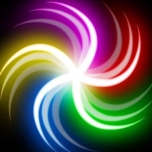 Art of glow app for free iphone ipad ipod touch Photo art app free download