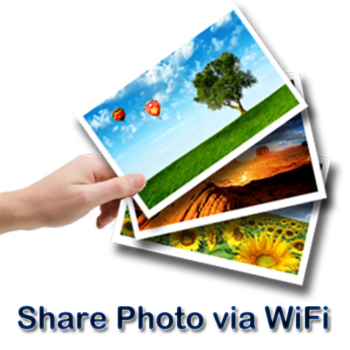 AS Share Photo - send photos via WiFi to iPhone, iPod Touch and desktop Computers