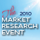 The Market Research Event 2010