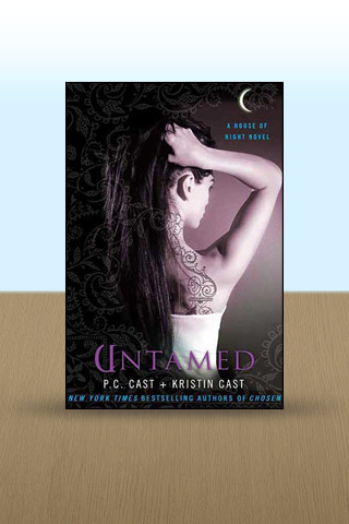 Untamed: A House of Night Novel by P. C. Cast Screenshot