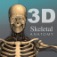 3D Skeletal Anatomy Icon