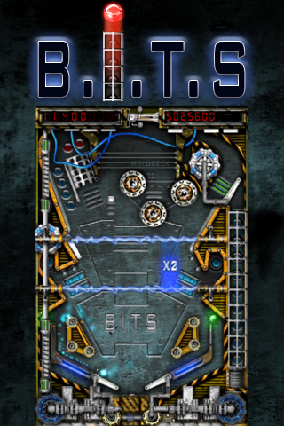 B.I.T.S Pinball Screenshot