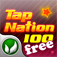 Tap Nation 100 FREE – FASTEST TAPPER IN THE WORLD! Icon