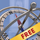 Gyrocompass 3D Free – Compass for new iPod Touch Icon