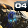 Transformers: Revenge of the Fallen Movie Adaptation #4 (of 4) Icon