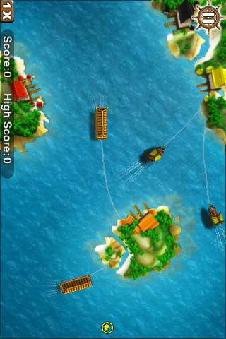 Harbor Havoc 3D Free Screenshot
