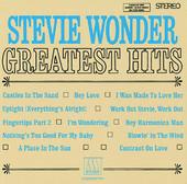stevie wonder greatest hits cd