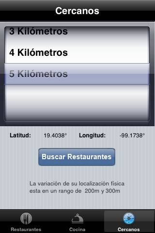 Jalisco Restaurantes Screenshot
