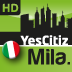 YesCitiz Milan for iPad