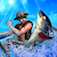 Crazy Finger Fishing Free Icon