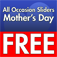All Occasion Sliders: Mother's Day Icon